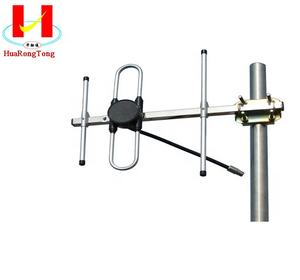 70-138MHz aluminium legierung wireless outdoor FM radio yagi antenne TDJ-100Y3