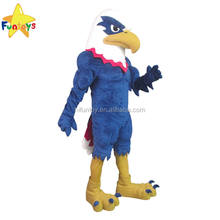 Funtoys CE Wholesale Made High School Eagle Mascot Carnival Costume