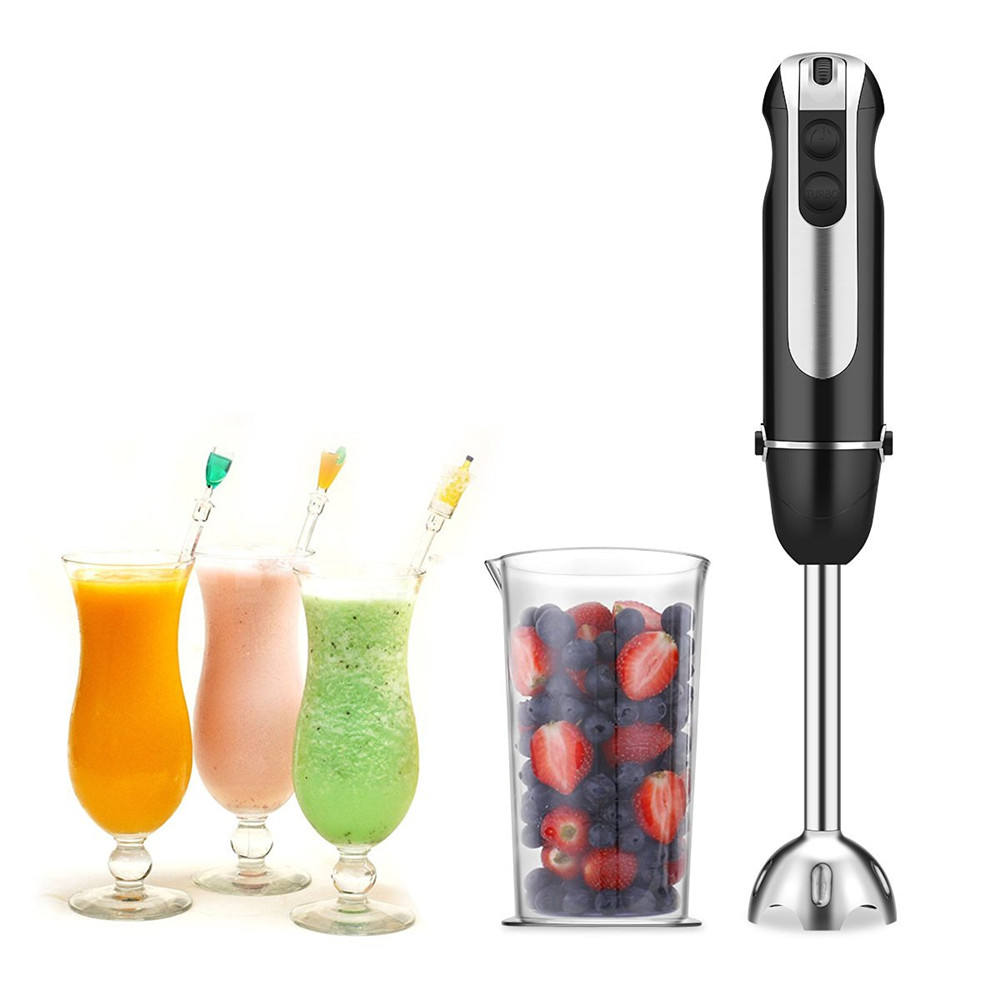 600W DC Motor Plastic Hand Blender and Hand Mixer for Home Use