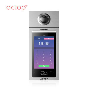 Telepon Pintu Video Digital IP ACTOP
