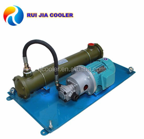 Hydraulic Power Unit With Motor Pump