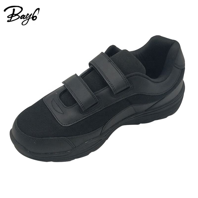 Hot Sell Comfortable Diabetic Steel Toe Sport Shoes With Healthy Function Breathable Safety Athletic Footwear