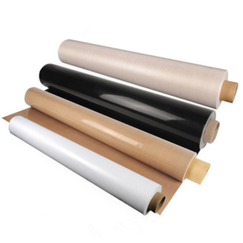 All Thickness Waterproof Fireproof Heat Resistant 500F Ptfe Coated E-Glass Fiber Insulation Fabric