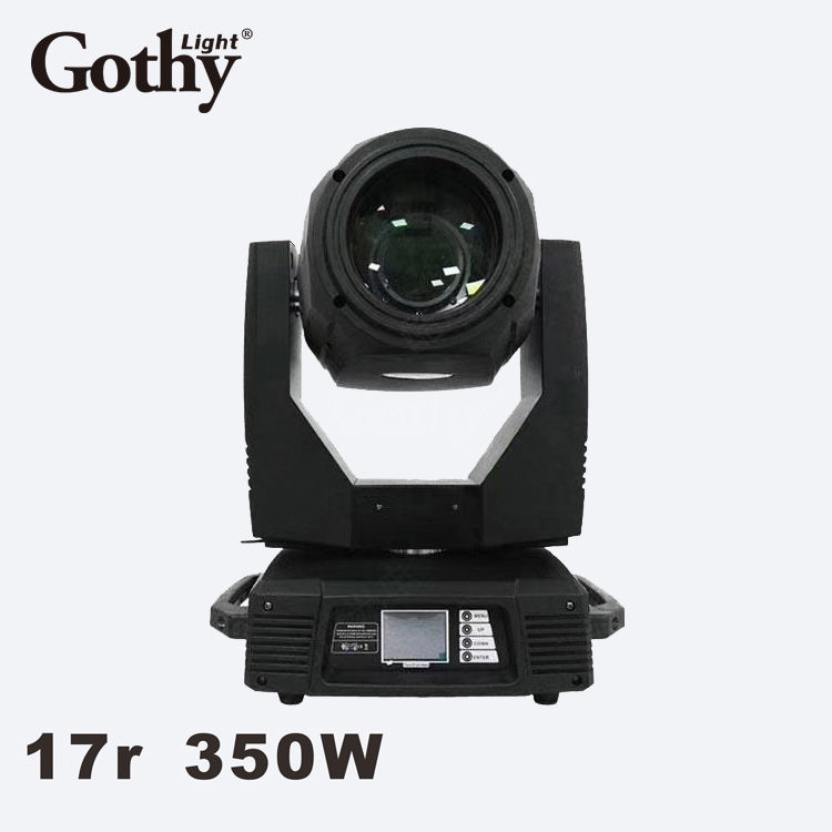 ใหม่ Highpower Lites Led โคมไฟ GT602-17R moving head beam stage light