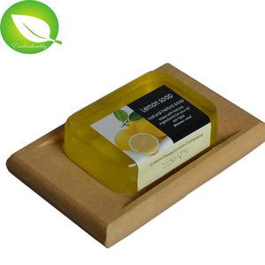 Vitamin C best skin whitening remove dark spot handmade lemon soap
