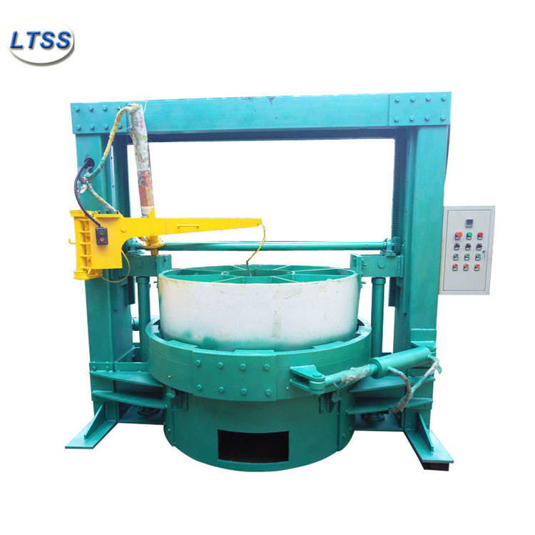 O-ring vulcanizing machine / rubber vulcanizing gum for OTR truck tires retreading