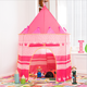 Hot selling Princess Baby Girls Kids Beach Tent Children Play Castle Camping Tent Indoor Tent