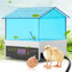 Full Automatic mini 4finch chicken egg incubator CE Approved Cheap Price For Sale