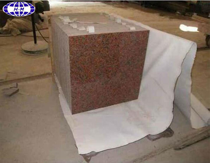 Chinese Guangxi G562 maple red granite