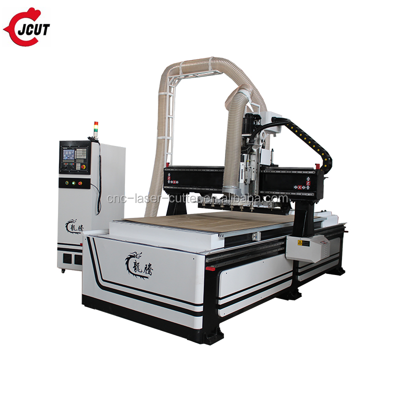 woodworking equipment cnc router machine 8-12 tools cnc wood cutting machine