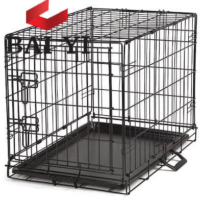 Heavy Duty Durable Portable Aluminium Cage Dog