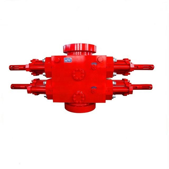 High quality oil drilling equipment ram BOP or blowout preventer for sale