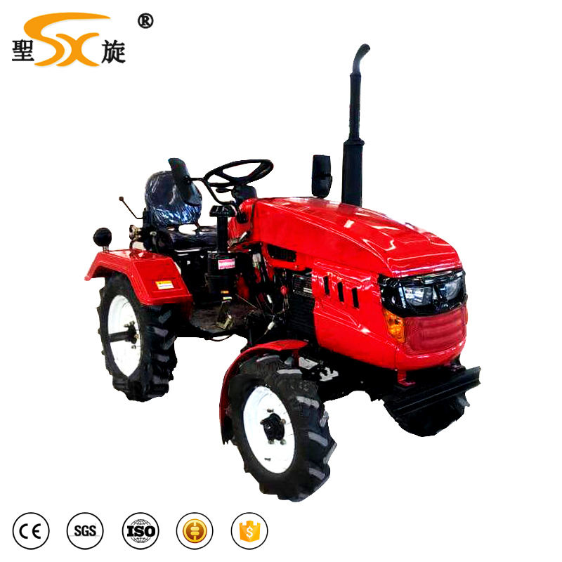 newest multifunctional small/mini farm tractor with best price