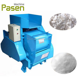 High Efficiency Cotton Ginning Machinery| Ginned Cotton Making Machine| Cotton Process Machine
