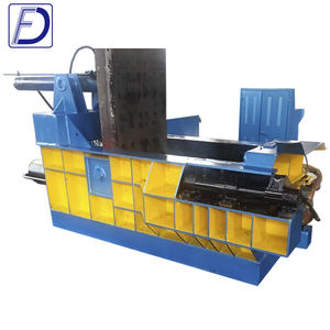 compactor round square tops silage baling machine scrap copper baler