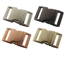 15mm,20mm,25mm, 38mm,50mm inner size metal side release buckles,interlock belt buckles