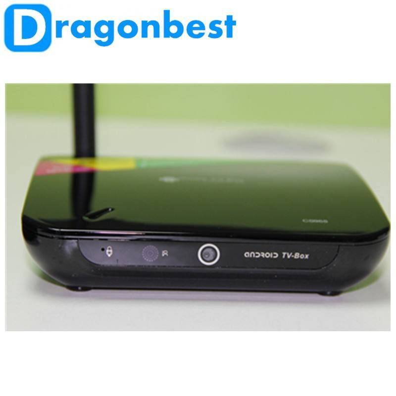 Low preis rk3188 tv box quad core <span class=keywords><strong>A9</strong></span> 1.6GHz, CS968 Android TV box 2GB/ 8GB Support 3D Build in Camera