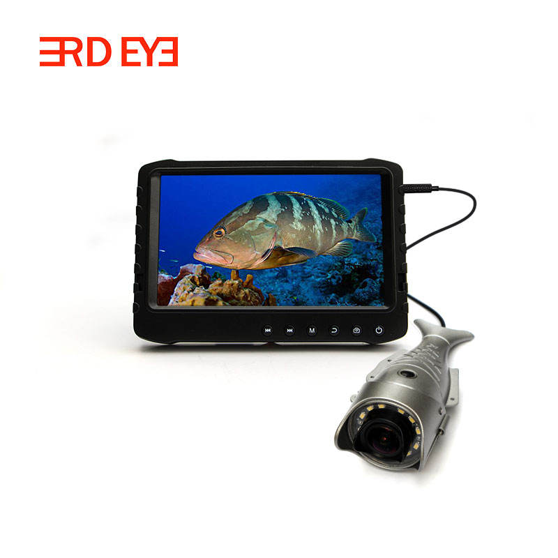 Portable Fish Finder 1080p HD Fishing Camera Underwater for Ice,Sea,Lake and Boat Fishing
