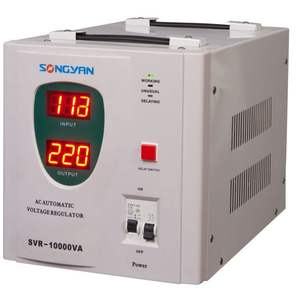 15 KW 3 Phase Voltage Stabilizer, Songyan Voltage Regulator Skema, Isolasi Transformer