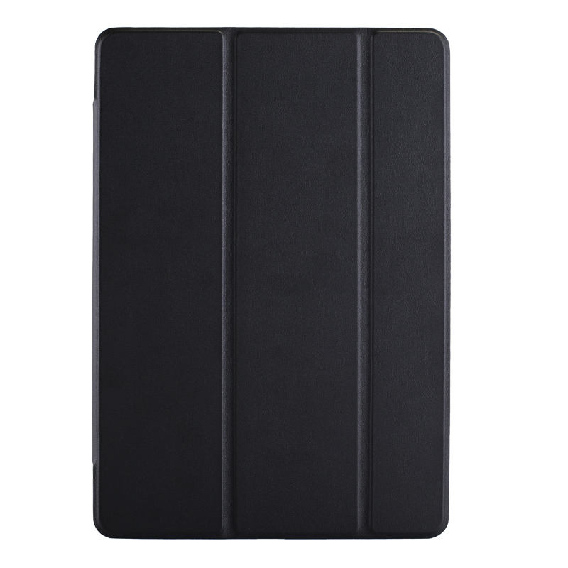 "Auto Sleep/Wake Lightweight Stand Case Hard Back Cover for iPad Air (3rd Gen) 10.5"" 2019 Black Color"