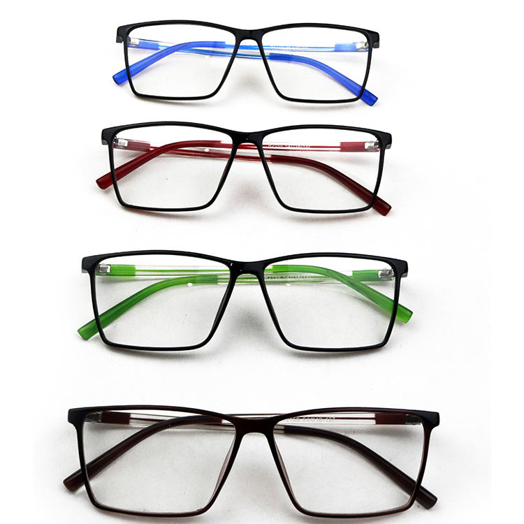 Fashion eyewear PC plastic new design wholesale reading glasses