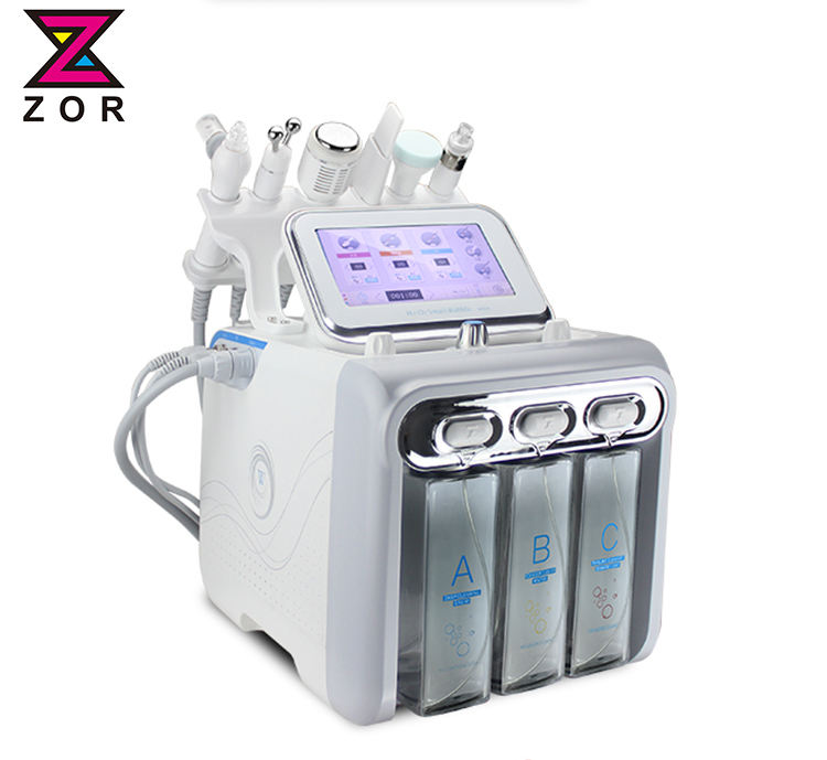 Therapy facial water oxygen jet beauty system beauty equipment
