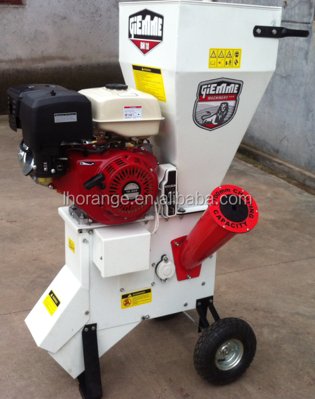 Garden Shredders Type wood chipper shredder mulcher for sale