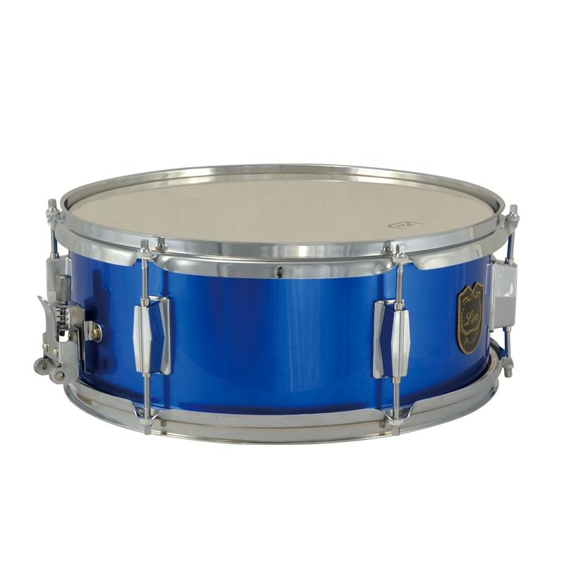 Economic นักเรียนไม้ shell Marching Snare Drum