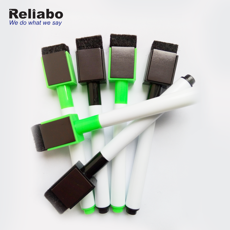 Reliabo Bulk Custom Dry Erase Mini Whiteboard Markers And Eraser