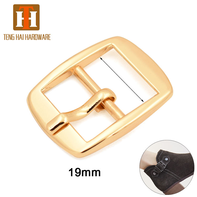 High quality metal pin buckles for bag