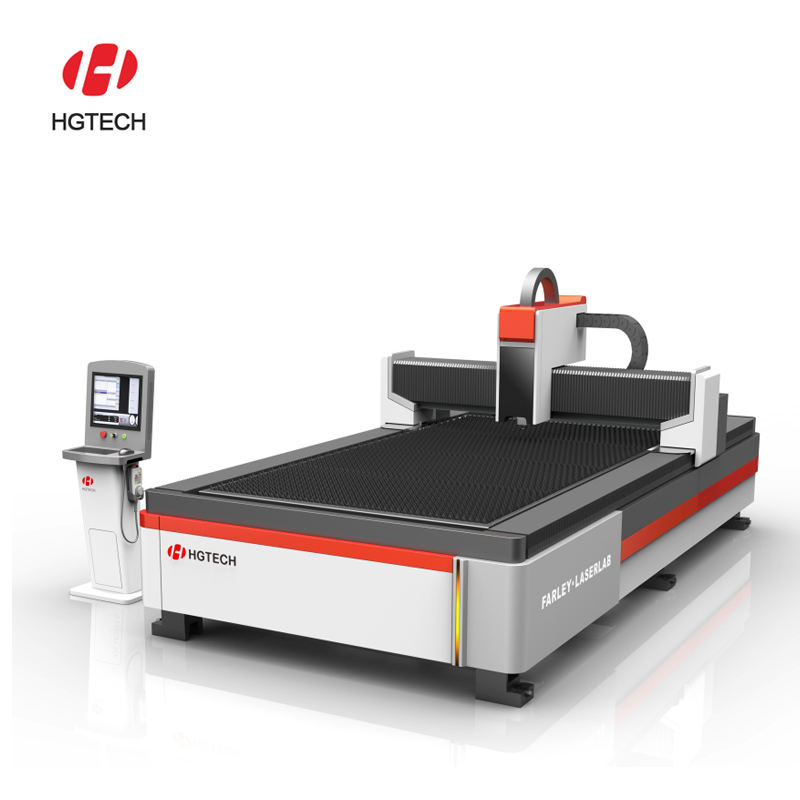 Chinese laser cutter 500W High Power sheet metal fiber laser cutting machine GF3015 price