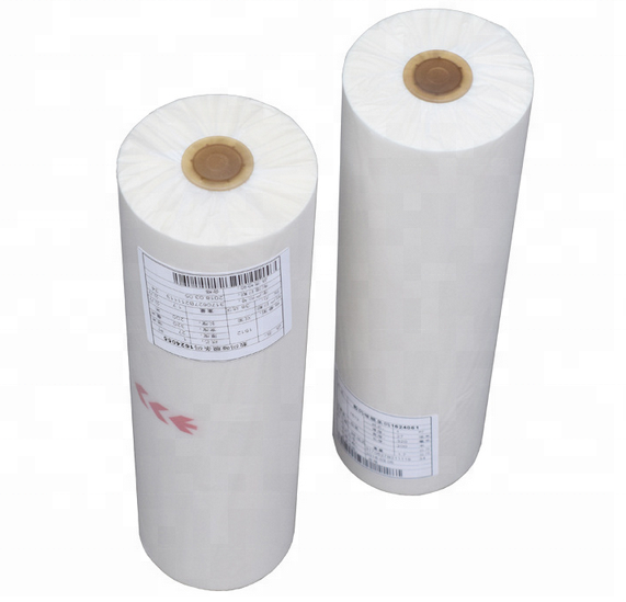 photo album glossy hot lamination roll film bopp laminating film for photo book prints