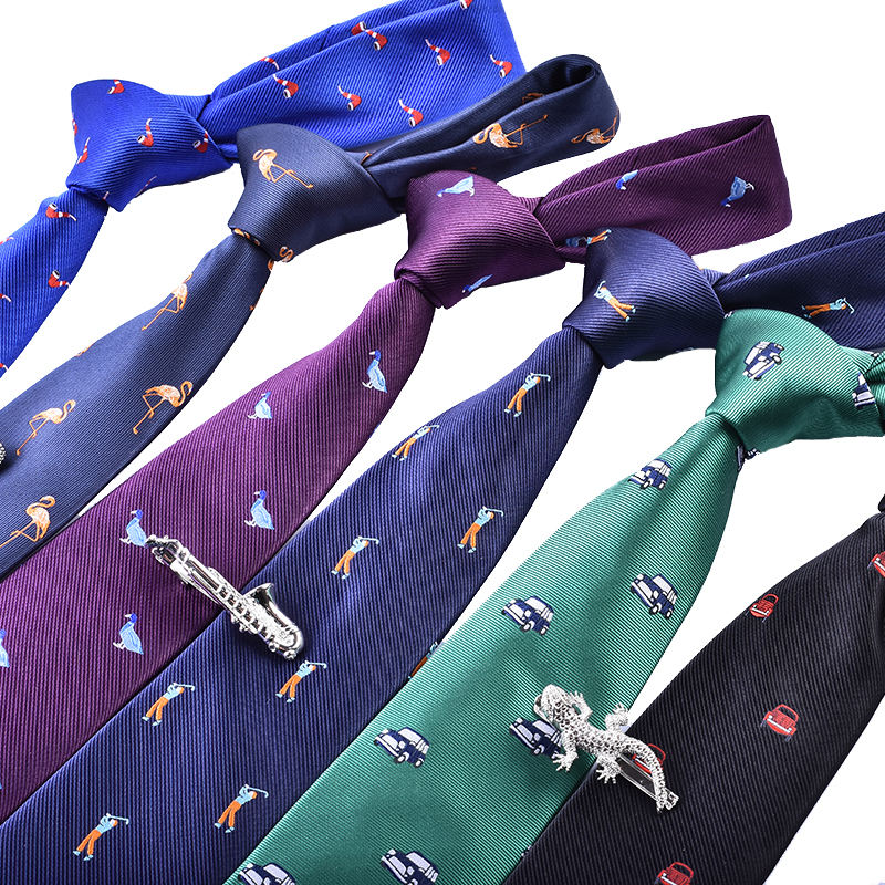 wholesale ploy ties men's necktie