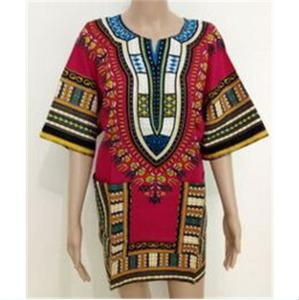 Mode africaine vêtements traditionnels Dashiki robe chemise africaine