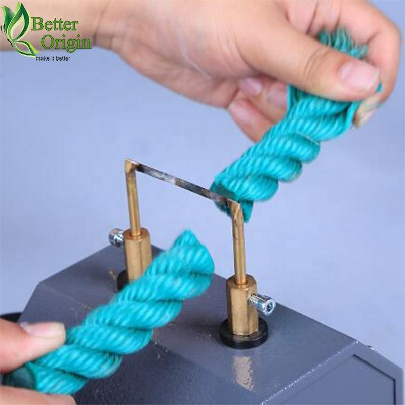 WS21 Desktop Hot Knife Nylon Rope Fabric Ribbon Cutting Machine