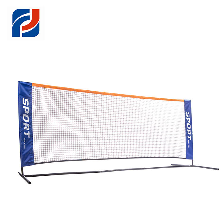 Outdoor Net Portable Net Bulu Tangkis Lapangan Badminton Pantai Kit