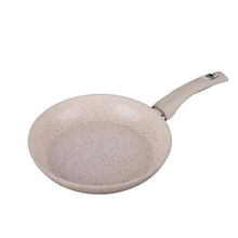 hot selling stone coated frying pan,aluminum round  fry pan