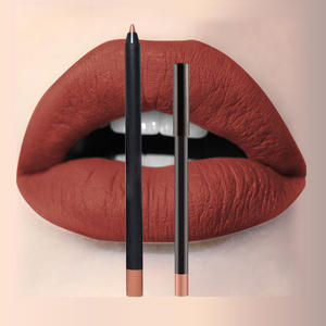Private Label Waterproof lipliner and Long Lasting Lipstick Manufacturer Lipstick Pencil