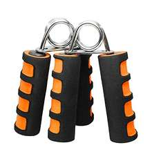 Hand Grip Strengthener for Teenagers Elderly, Soft Foam Hand Wrist Power Grip Strength Training Fitness
