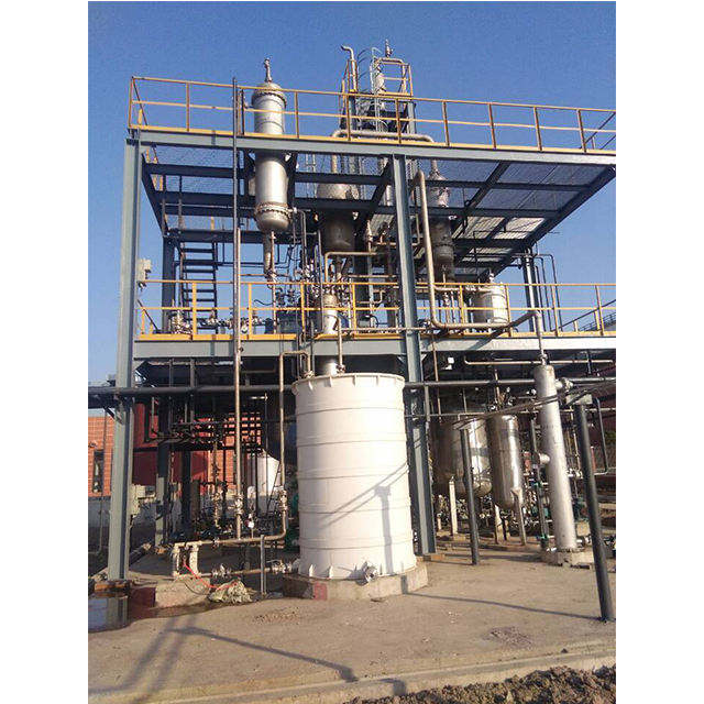 30 tons crude oil refinery plant to diesel oil biodiesel b100 product price