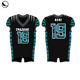 sublimation printing cheap blank football jersey new model soccer