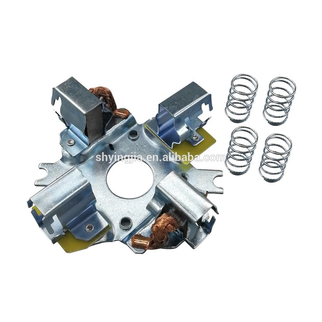 Auto Starter Parts Carbon Brush Holder Assembly DC Motor OEM 6211877/40800090723For Bosch 367 Series Starters