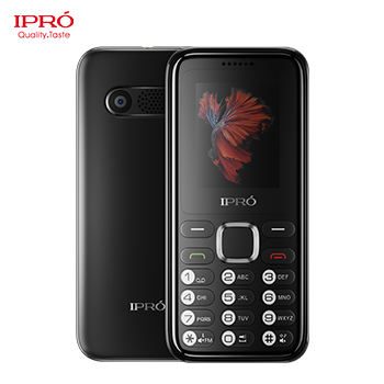 Ipro oem cell phone 2 sim 2 standby no camera 1.77''
