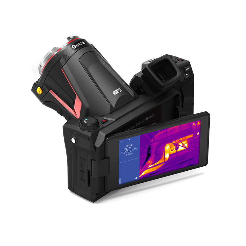 Hot sell Thermography Camera Infrared Thermal Camera C640 Digital Infrared Imager from Guide china