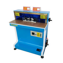 High Speed Book Cover Rounding Machine Round Corner Making Machine