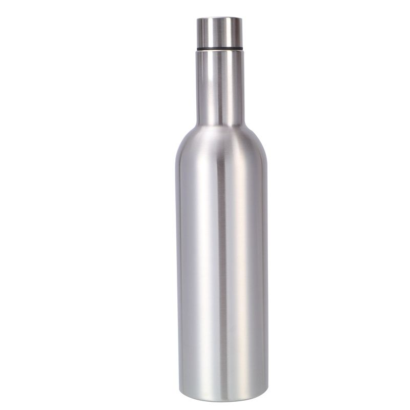 new products 750ml double wall stainless steel insulated red wine tumblers for keeping wine with lid