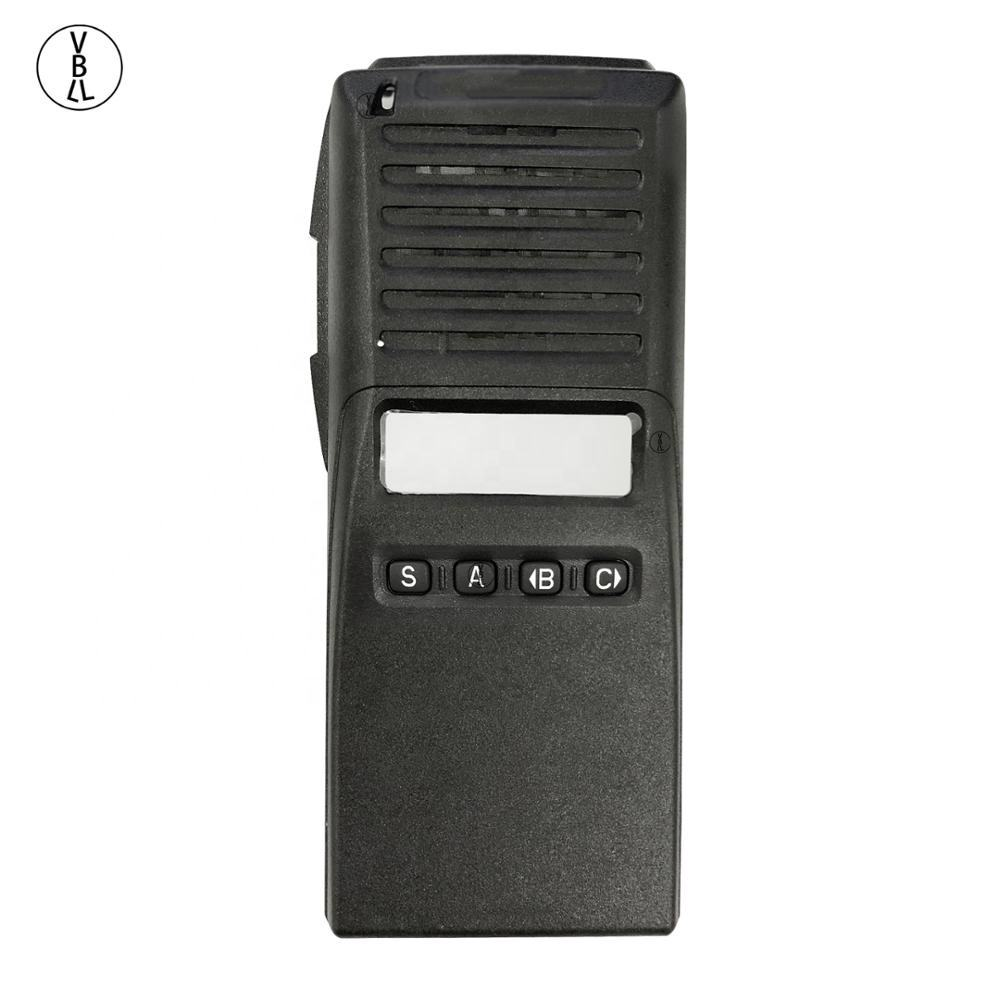 Pengganti Depan Housing Case Kit untuk Kenwood TK280 TK481 TK380 TK480 Walkie Talkie