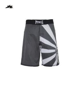 China wholesale Make Your Own Professional Crossfit Training Mma shorts