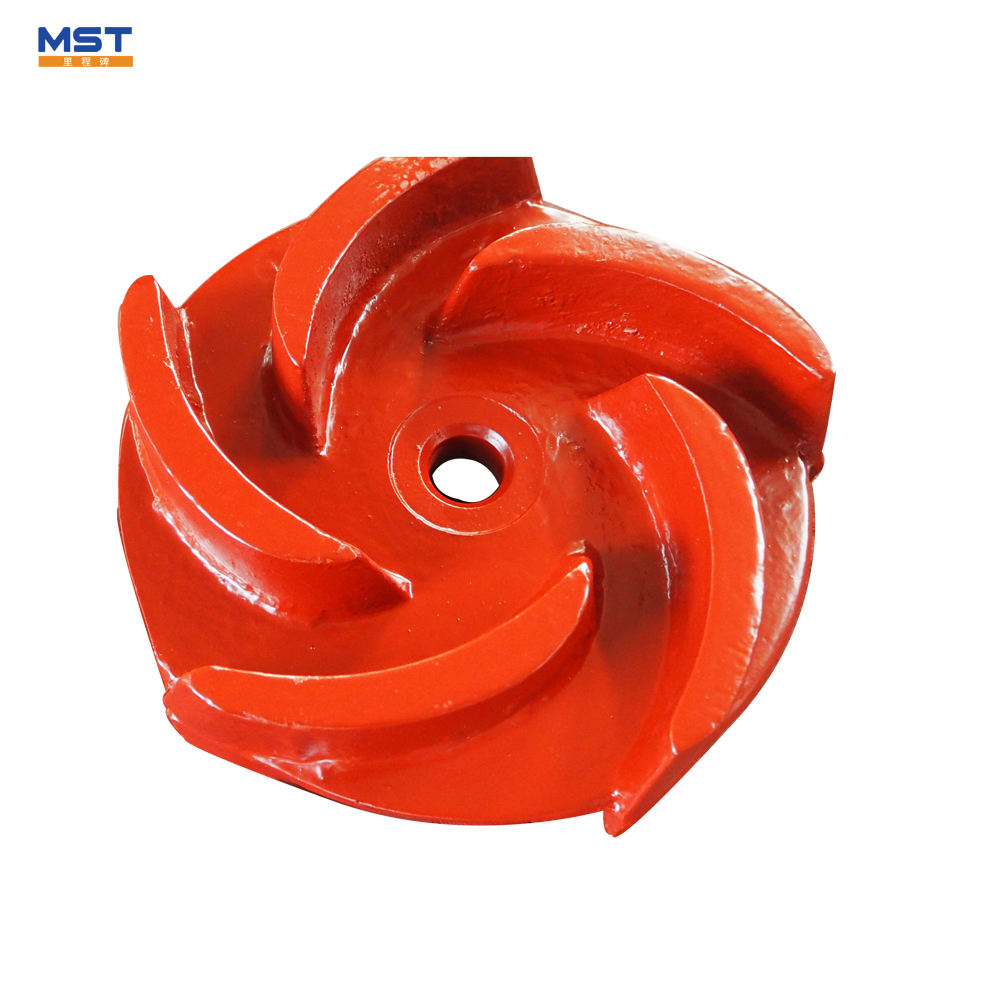 Dredge Pump Impeller Dredge Pump Impeller Housing