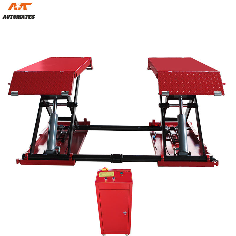 Widely Auto Parking Hydraulic Lifting Elevator Car Lift for Home Garage